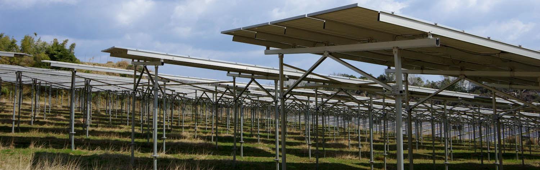太陽光発電のことならお任せください。